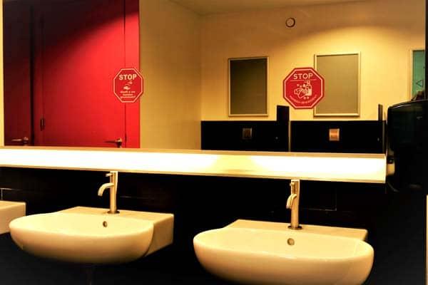 hygiene corona maatregelen theater bioscoop museum