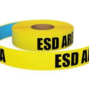 Bedrukte vloermarkersingstape ESD