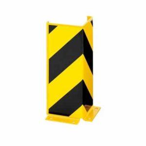 Stootbescherming stalen aanrijbeveiliging u vorm