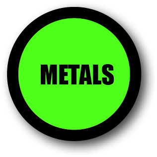 5S Metaal bord