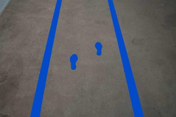 Supreme Voestappen 23 Blauw